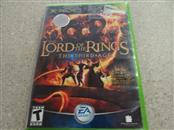 THE LORD OF THE RINGS THE THIRD AGE - XBOX GAME